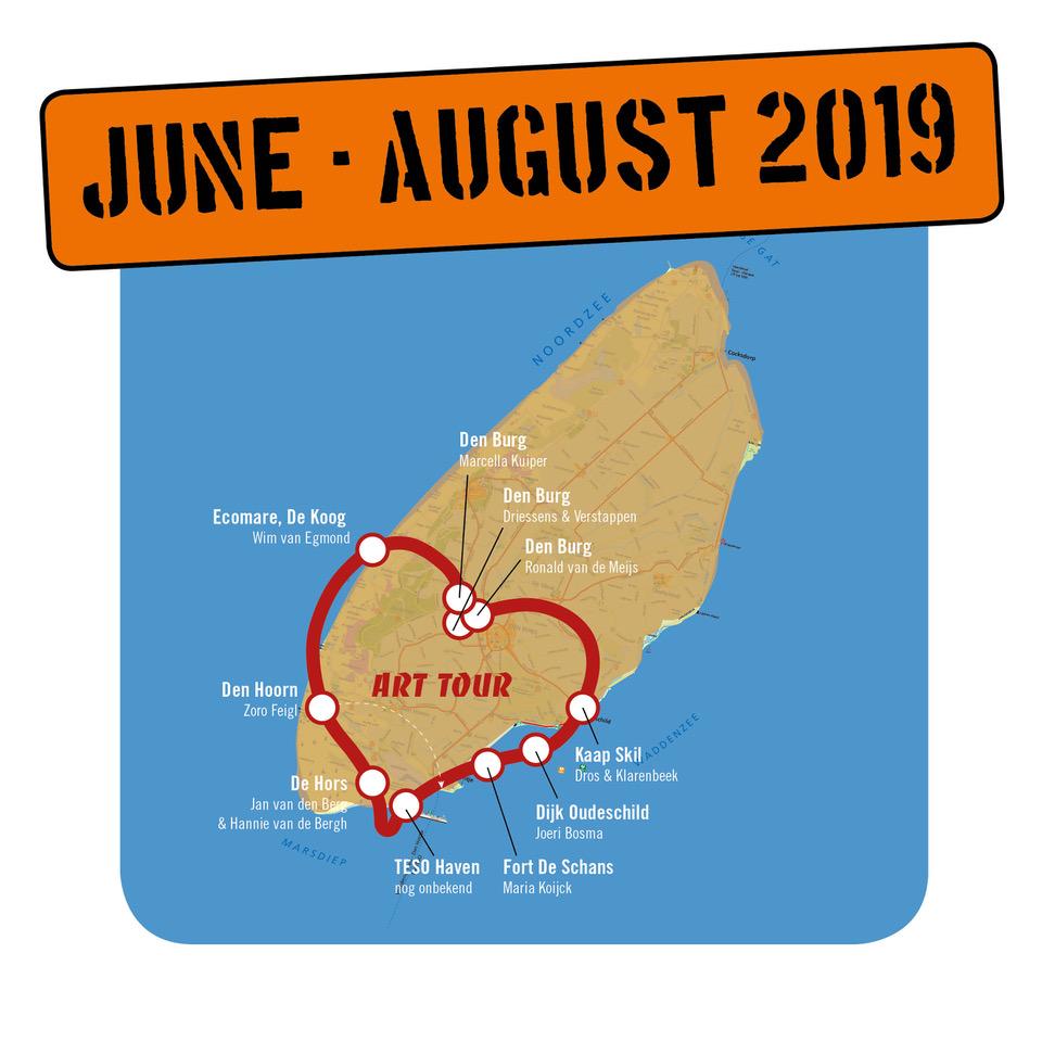 SEA ART Tour 2019 map WEB